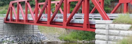 Use of Precast Concrete Units in Bridge Construction