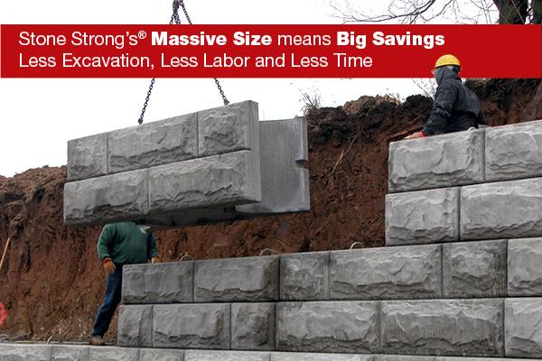 Retaining Wall Systems Lhv Precastlhv Precast