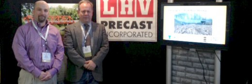 LHV Precast participated in NYS County Superintendents Association Event